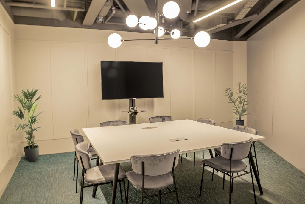 HubHub Farringdon Street Meeting Room