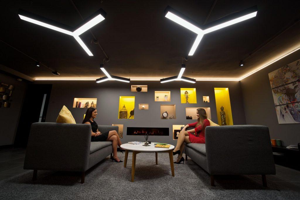 Lounge Area One Avenue