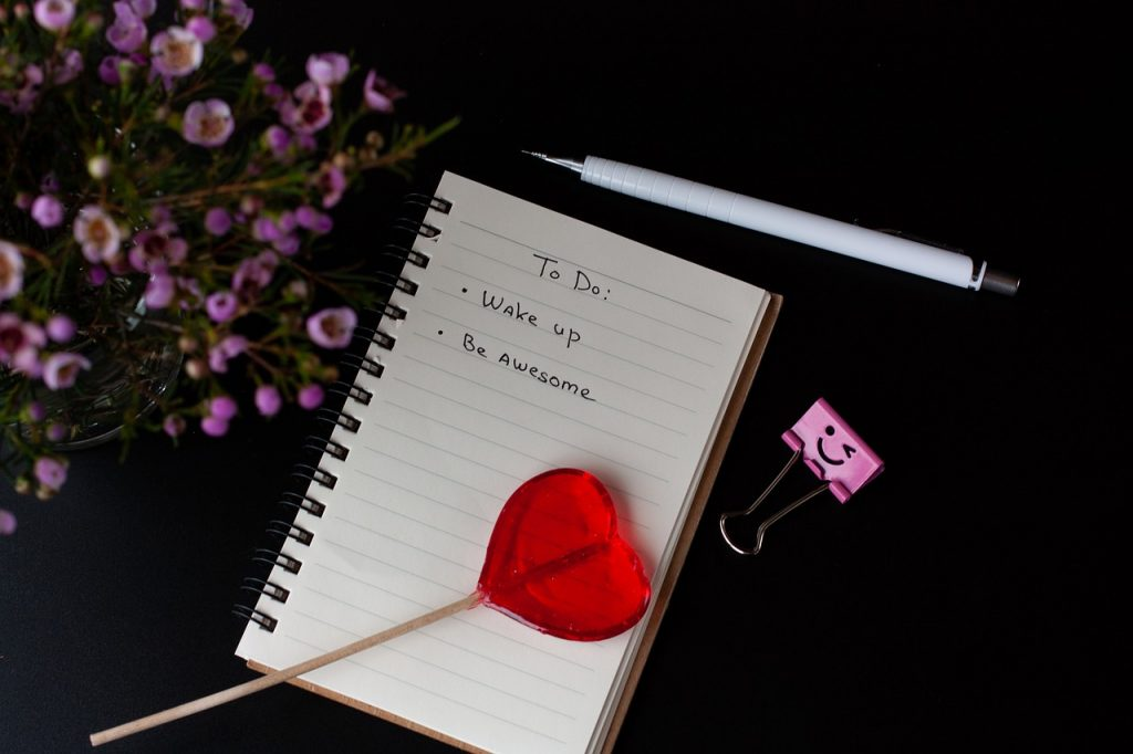 love yourself to do list