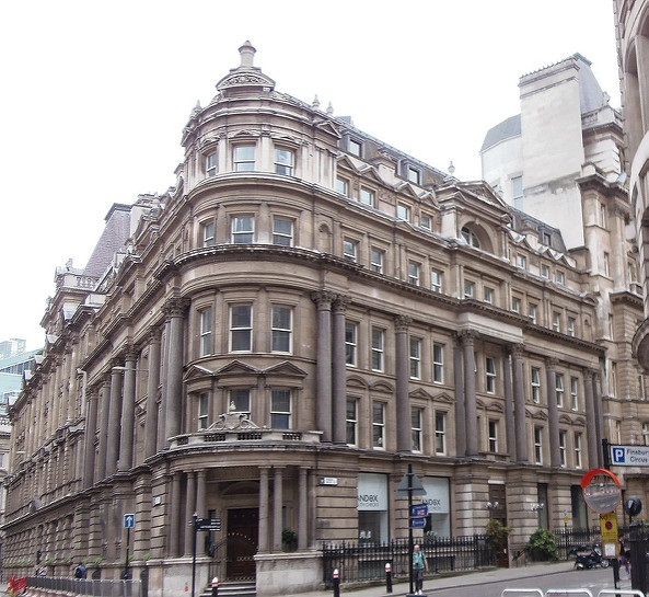 London serviced office space Finsbury Circus House