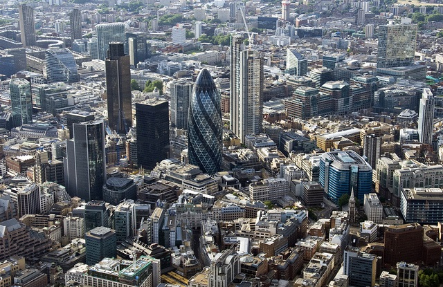 The City of London affordable office space