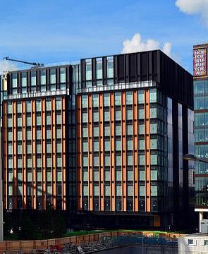Six Pancras Square, London office lease