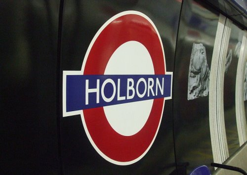 Holborn office space in london to rent tube sign