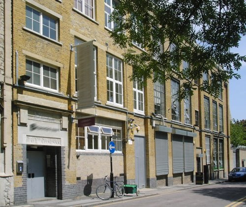 London office space for rent former Pink Floyd studios