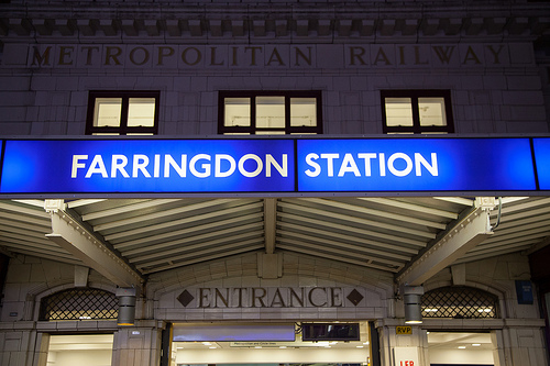 Farringdon Station office space to rent in London