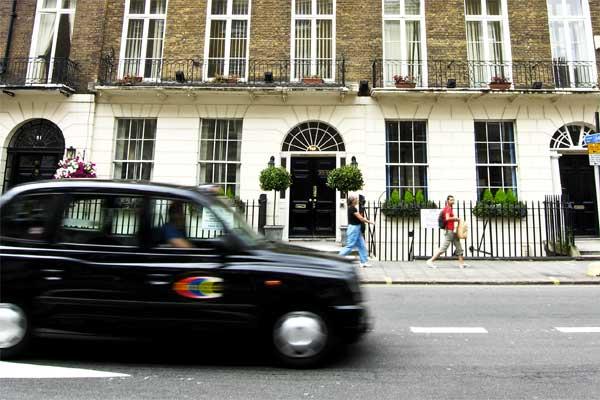Marylebone serviced offices