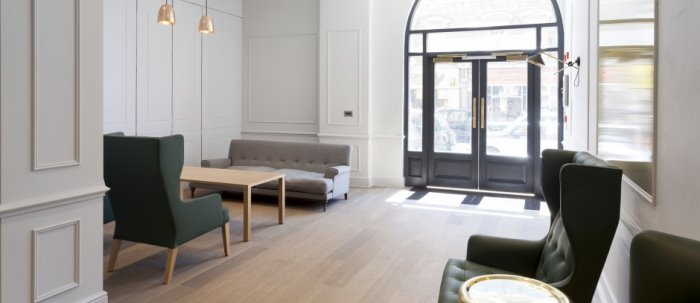 Designer office space Liverpool Street London
