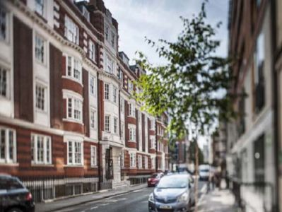 Rent office space in Fitzrovia Bolsover Street
