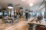 Offices to lease in London co-working space