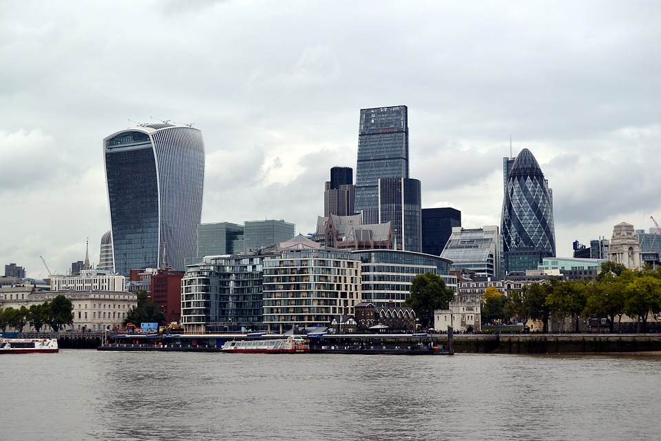find office space in London in the City