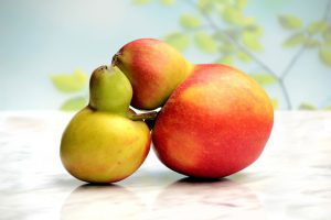 working in London healthy eating tips apples