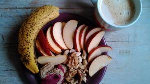 London office building healthy eating tips breakfast