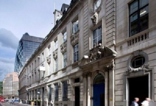Threadneedle Street Exterior serviced offices city of london