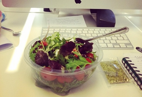 Desk Lunch serviced offices london