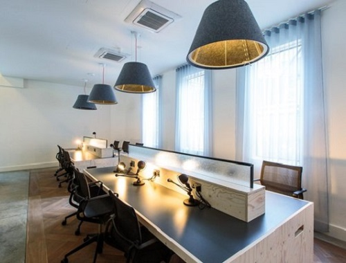 Rent office space in London on borough high street
