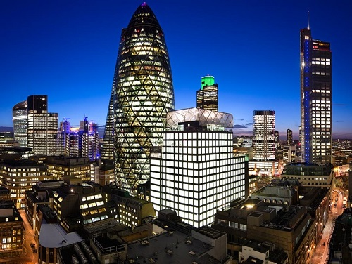 Bevis Marks City of London serviced offices