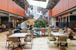 WeWork Old Street Airbnb Collaboration