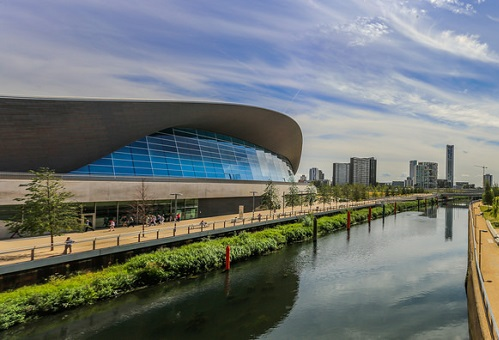 Regeneration around Olympic Park