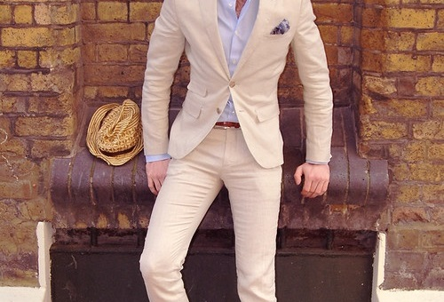 Men's Summer Suit